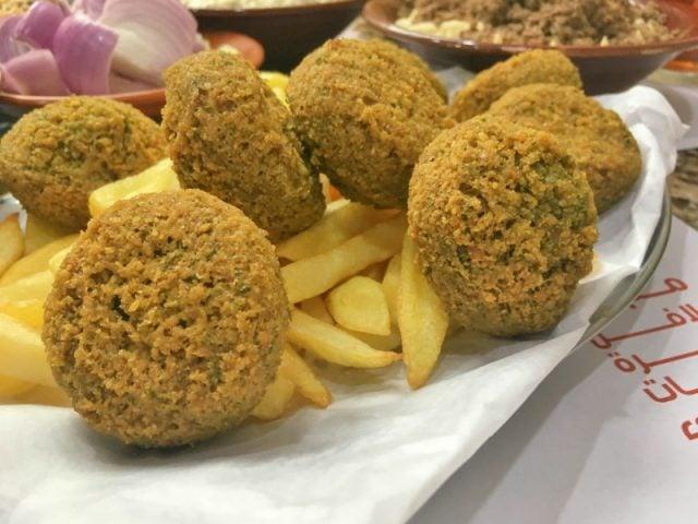 Doha'da Falafel Nerede Yenir