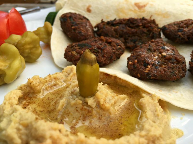 Kadıköy'de falafel nerede yenir? Çaylak Çay Evi