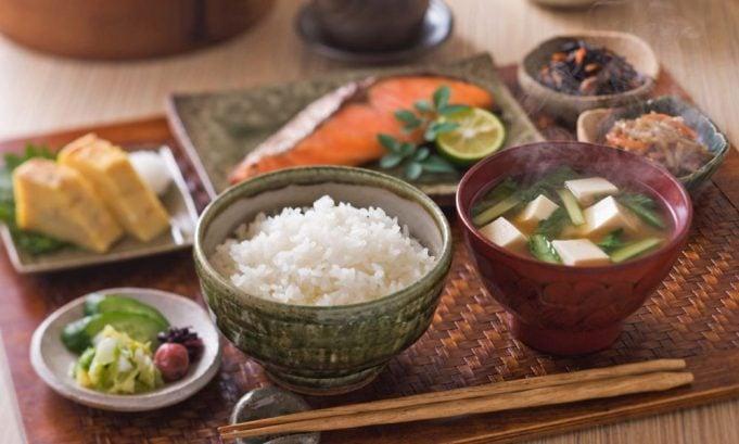 Japon Kahvaltısı Nasıl Olur?