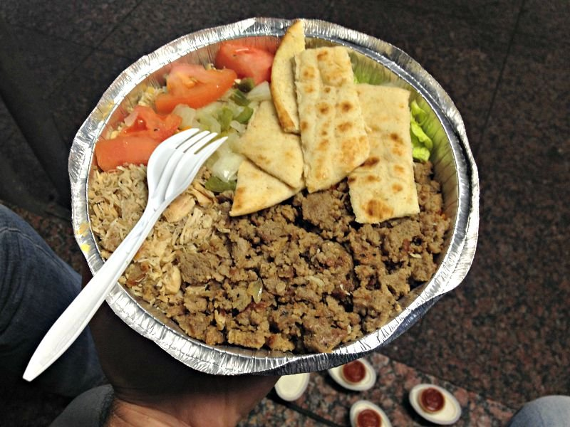 The Halal Guys Food New York