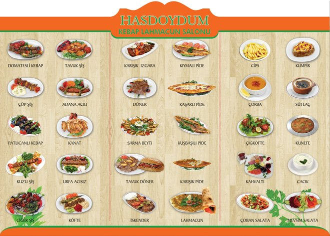 has-doyum-menu