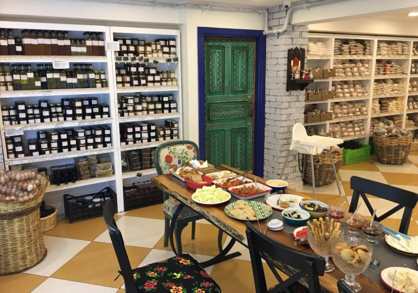 İpek Hanım Çiftliği Bağdat Caddesi Dükkanı