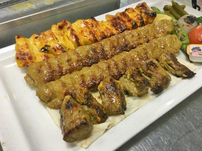 Doha da İran yemeği nerede yenir?