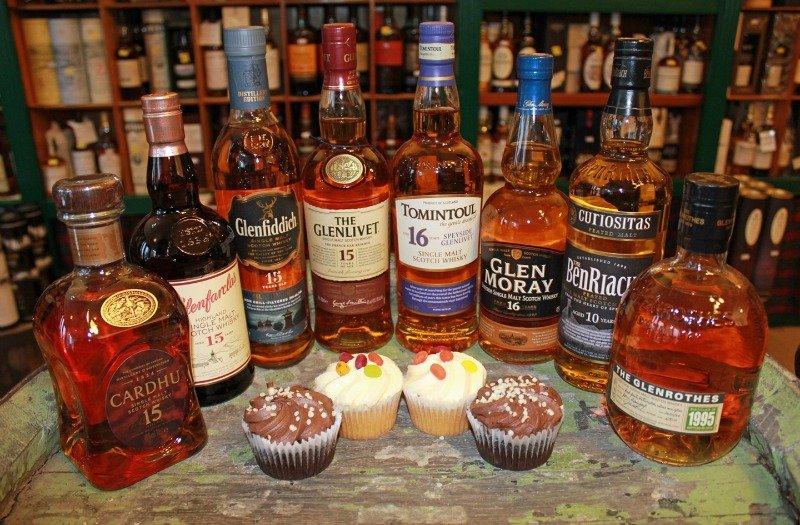 İskoç Viski Çeşitleri