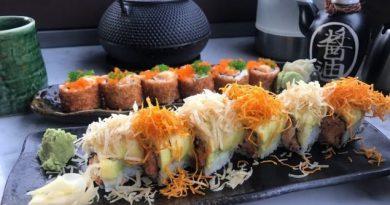 İstanbul Anadolu Yakası'nın En İyi 7 Sushi Mekanı - 2020