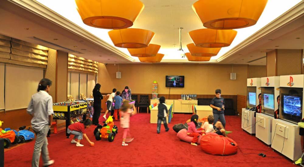 İstanbul'da Çocuklar için Oyun Alanlı 7 Mekan