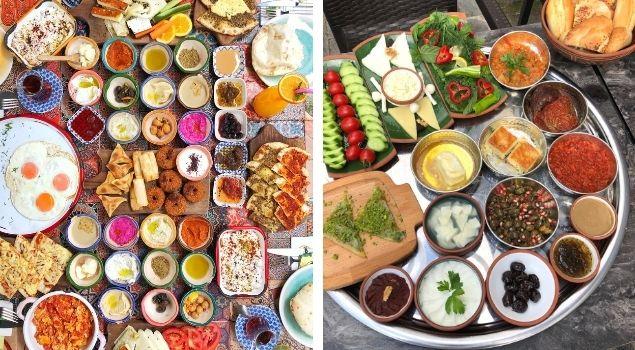 İstanbul'da Yöresel Kahvaltı Mekanları