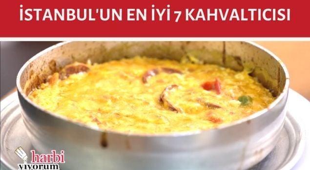 İstanbul'un En İyi 7 Kahvaltıcısı