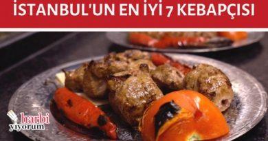 istanbul'un en iyi 7 kebapçısı