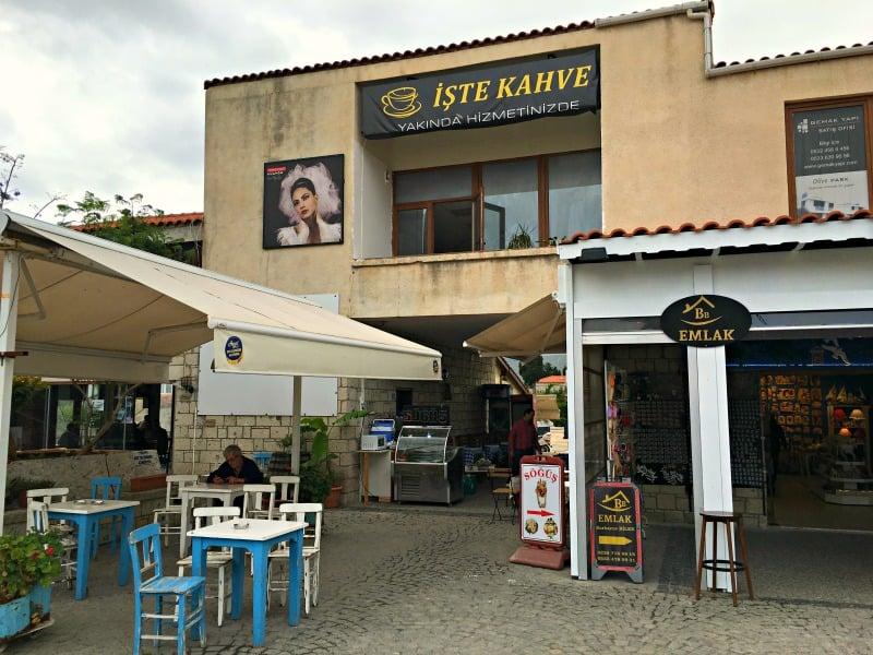 Alaçatı'da En İyi Türk Kahvesi Yapan Yer - İşte Kahve