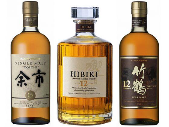 Japon Viski Çeşitleri