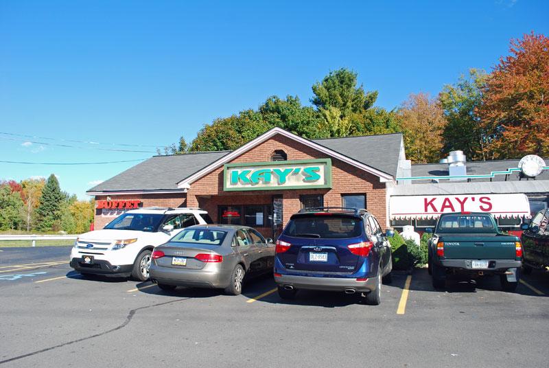 Kay's Italian Restaurant, Pennsylvania