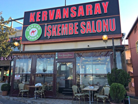 Kervansaray İşkembe Salonu