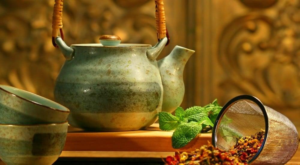 Kilo Vermeye Birebir 7 Bitki Çayı