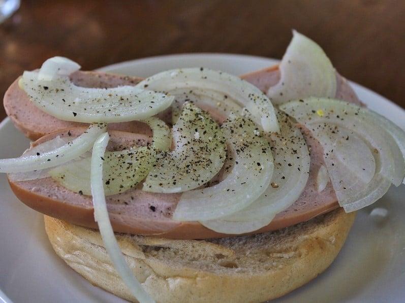 knockwurst