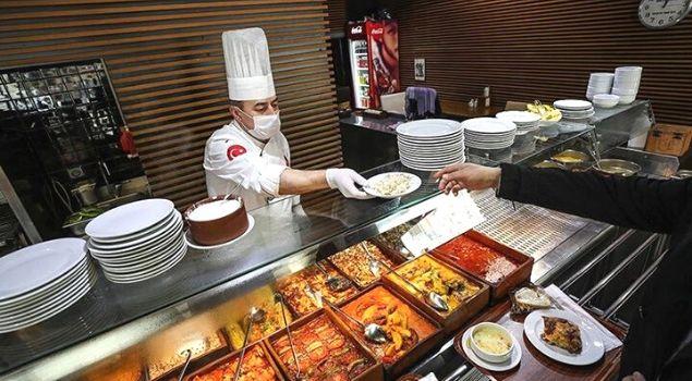 korona virüs restoranlar