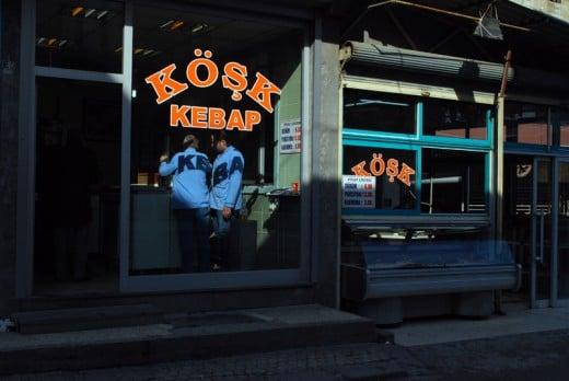 Köşk Kebap Salonu - Gaziantep