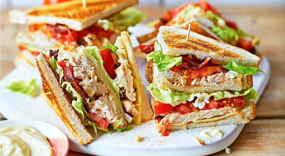 Kulüp Sandviç Nedir ve Nasıl Yapılır?