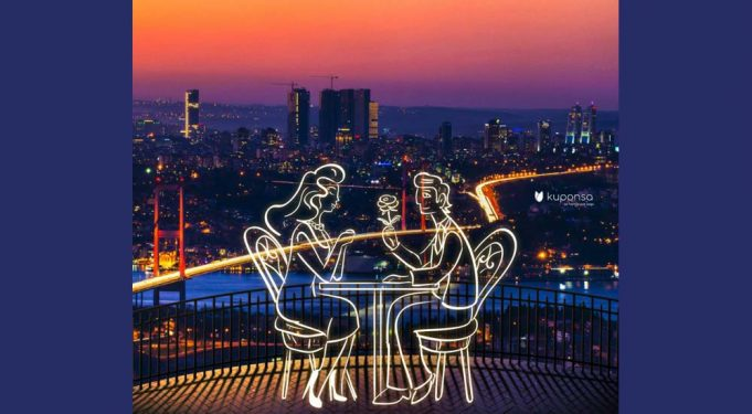 Kuponsa'yı Kullan, Sevgililer Gününde Sevdiğinle Baş Başa Romantik Bir Yemek Kazan