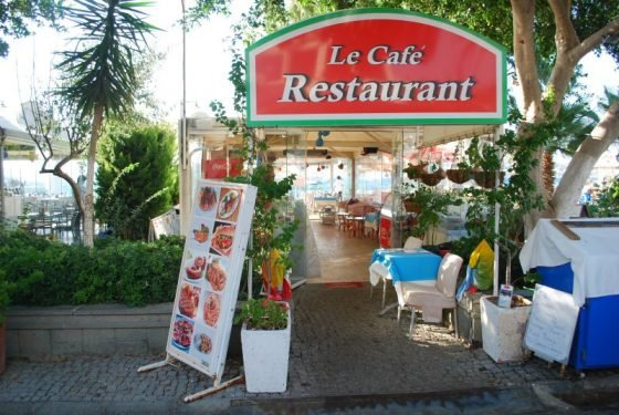 Le Cafe Restaurant Bodrum