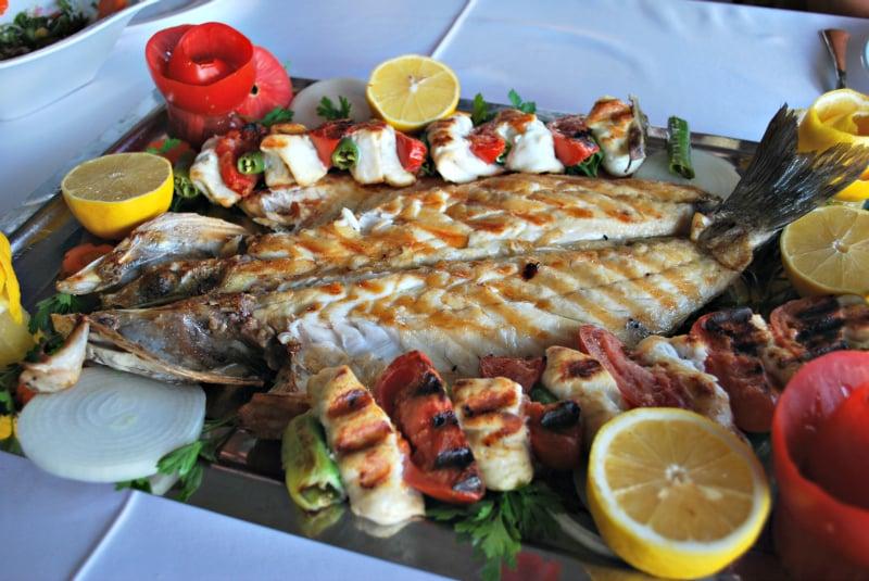 Restaurant Grille Ville La Grand