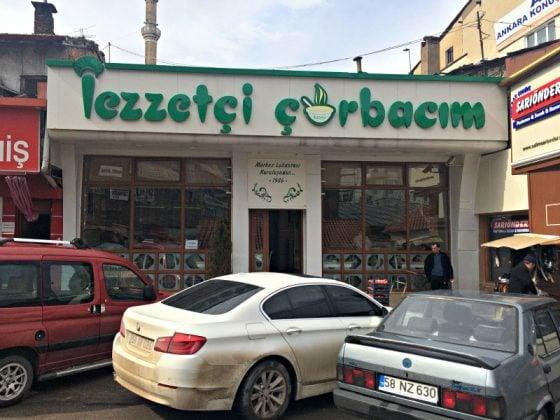 Lezzetçi Çorbacım, Sivas