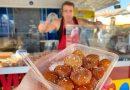 Cunda'da En İyi Lokma Tatlısı Nerede Yenir? Lokma İmparatoru, Cunda, Ayvalık, Balıkesir
