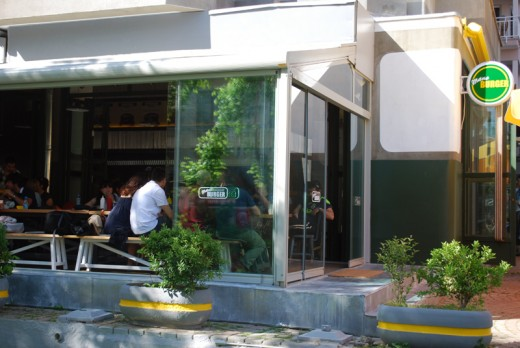 Mano Burger - Caddebostan
