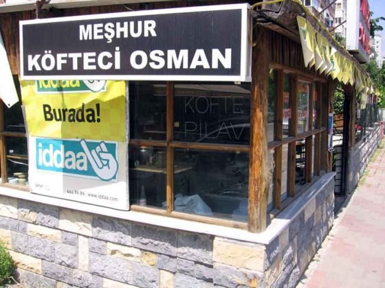 Köfteci Osman, Mc Osman