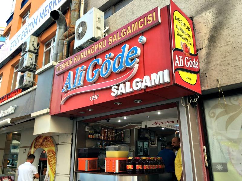 Adana'da Şalgam Suyu Nerede İçilir? Ali Göde Şalgam