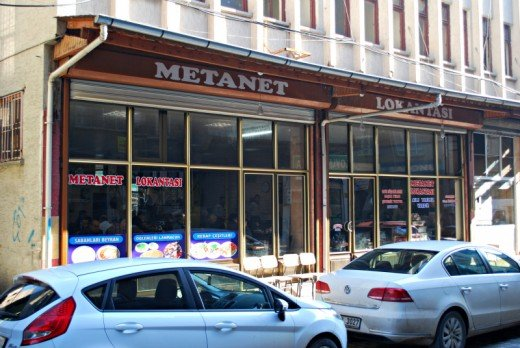 Metanet Lokantası, Gaziantep