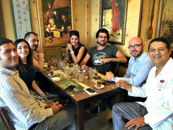 Multinet ve Harbiyiyorum - Güler Osmanlı Mutfağı