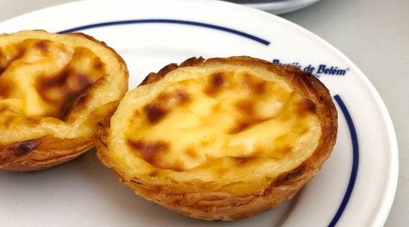 Nata çöreği - Lizbonun meşhur tatlısı