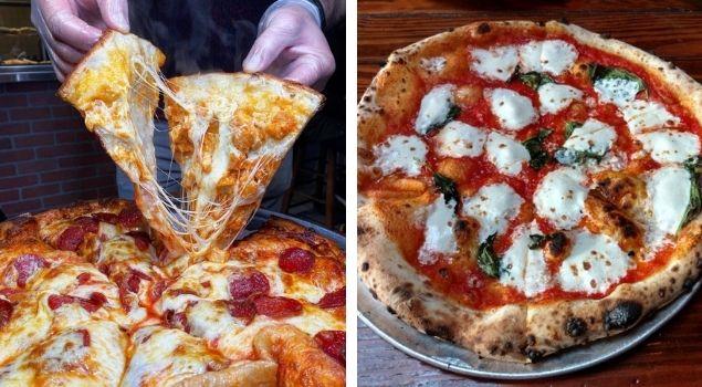 New York City'de Yiyebileceğiniz En İyi Pizzalar