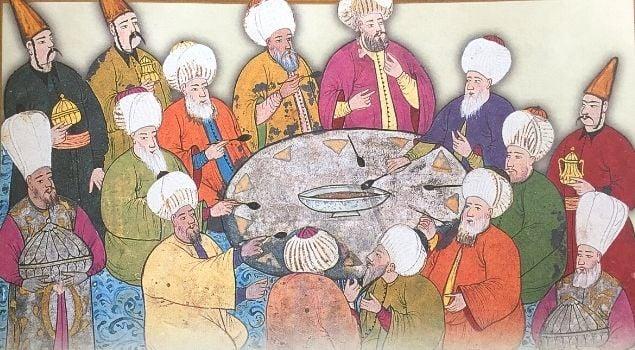 Osmanlı Mutfağında Çorba