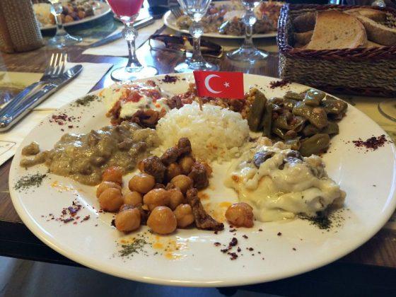 Osmanlı Tabağı - Güler Osmanlı Mutfağı