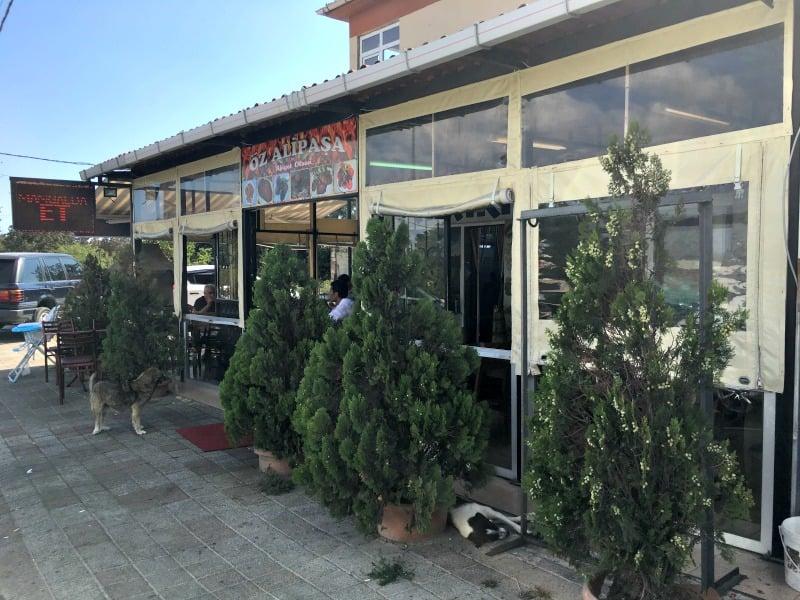 Silivri'de Salaş Kasap - Öz Ali Paşa Et Lokantası