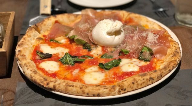 Pizza 4P's