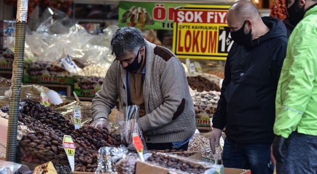 ramazan alışverişi