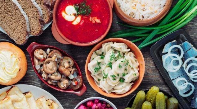 rus mutfağı