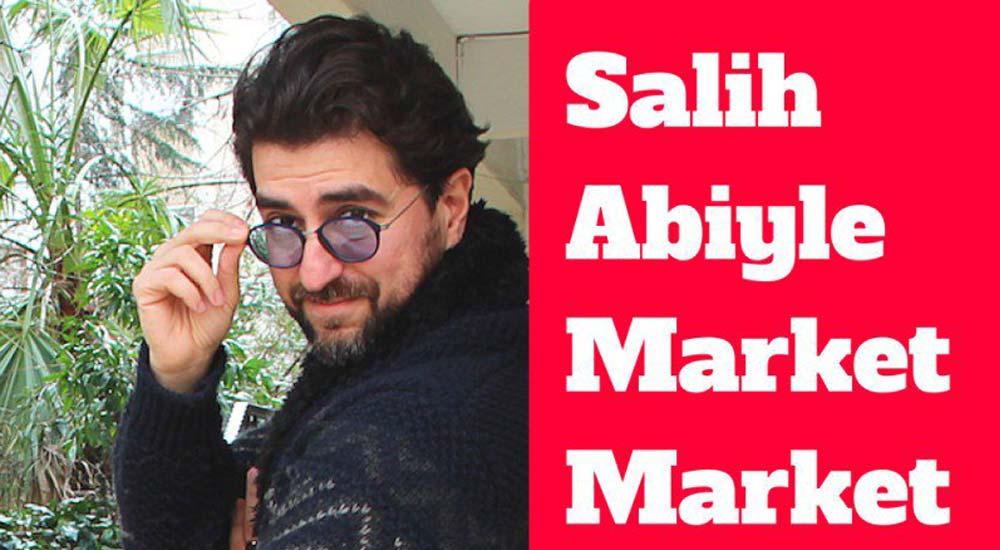 Salih Abiyle Market Market Harbiyiyorum Youtube Kanalında Başlıyor!