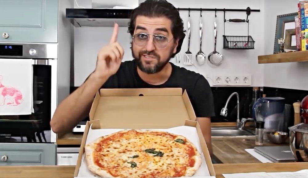 Salih Abiyle Yemek Siparişi Youtube Serisii Başladı!