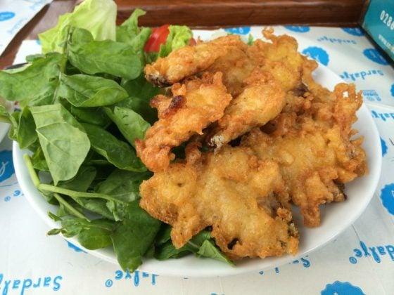 Sardalya Tava, Çanakkale, Sardalye Restaurant