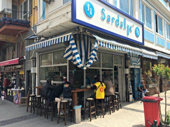 Sardalye, Çanakkale