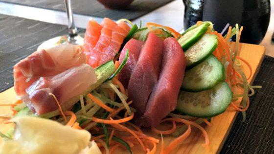 İstinye'de sashimi çiğ balık nerede yenir