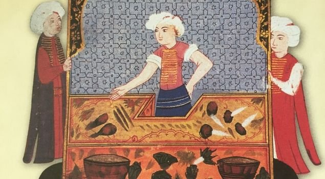 osmanlı mutfağında sebze yemekleri