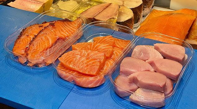 Somon Füme, Lakerda, Balık Pastırma