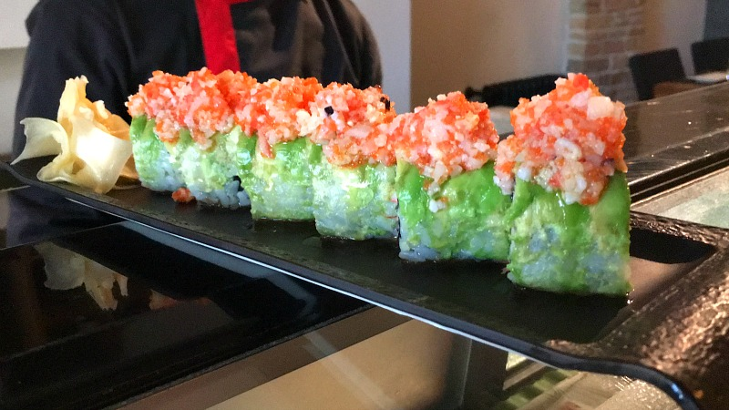 İstinye'de sushi nerede yenir?