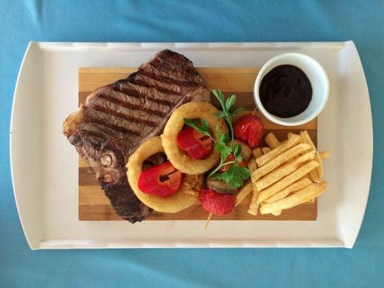T Bone Steak Le Cafe Restaurant Yalıkavak Bodrum