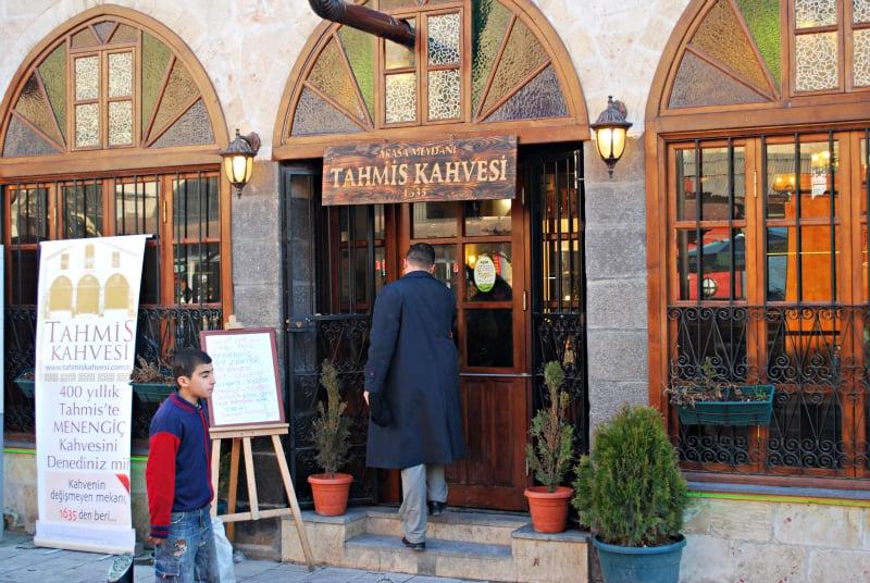 Tahmis Kahvesi, Gaziantep